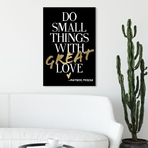Do Things With Love I