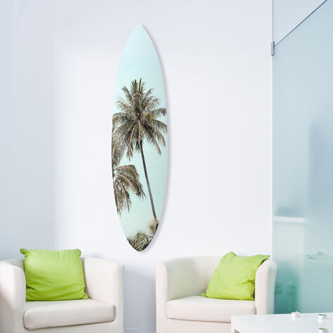 Palm Acrylic Surfboard