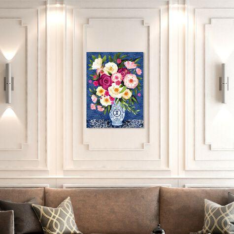 Coco Blues Bouquet