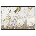 Front view of Champagne Showers featuring drinks and spirits and champagne art. image number null