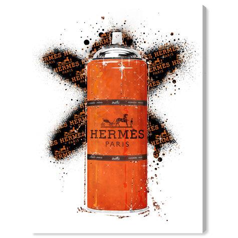 Fashion Orange Spray