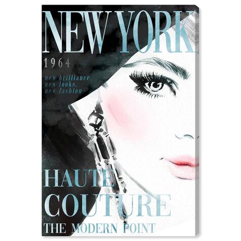 Cover New York Aqua