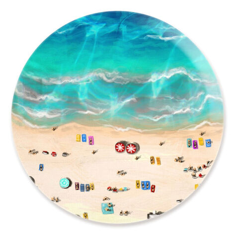 A Day at the Beach Round