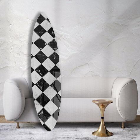Damier Surfboard
