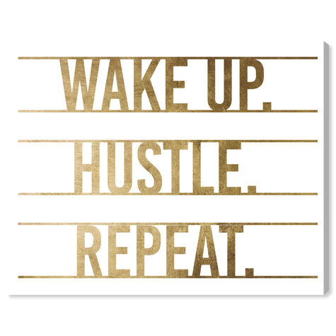 Hustle and Repeat