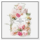 Front view of Blooming Perfume featuring fashion and glam and perfumes art. image number null