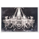 Front view of Dramatic Entrance Night featuring fashion and glam and chandeliers art. image number null