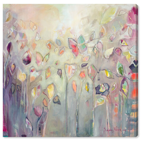 Butterfly Dance by Michaela Nessim Canvas Art