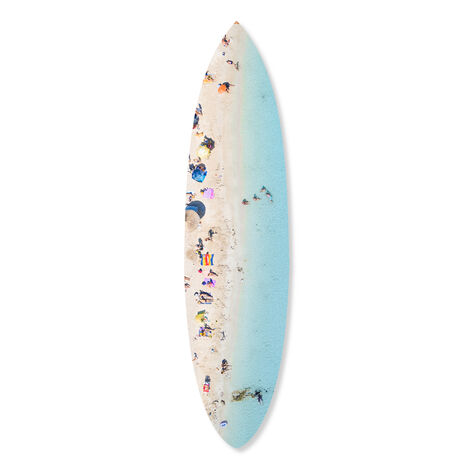 Italian Summer Surfboard