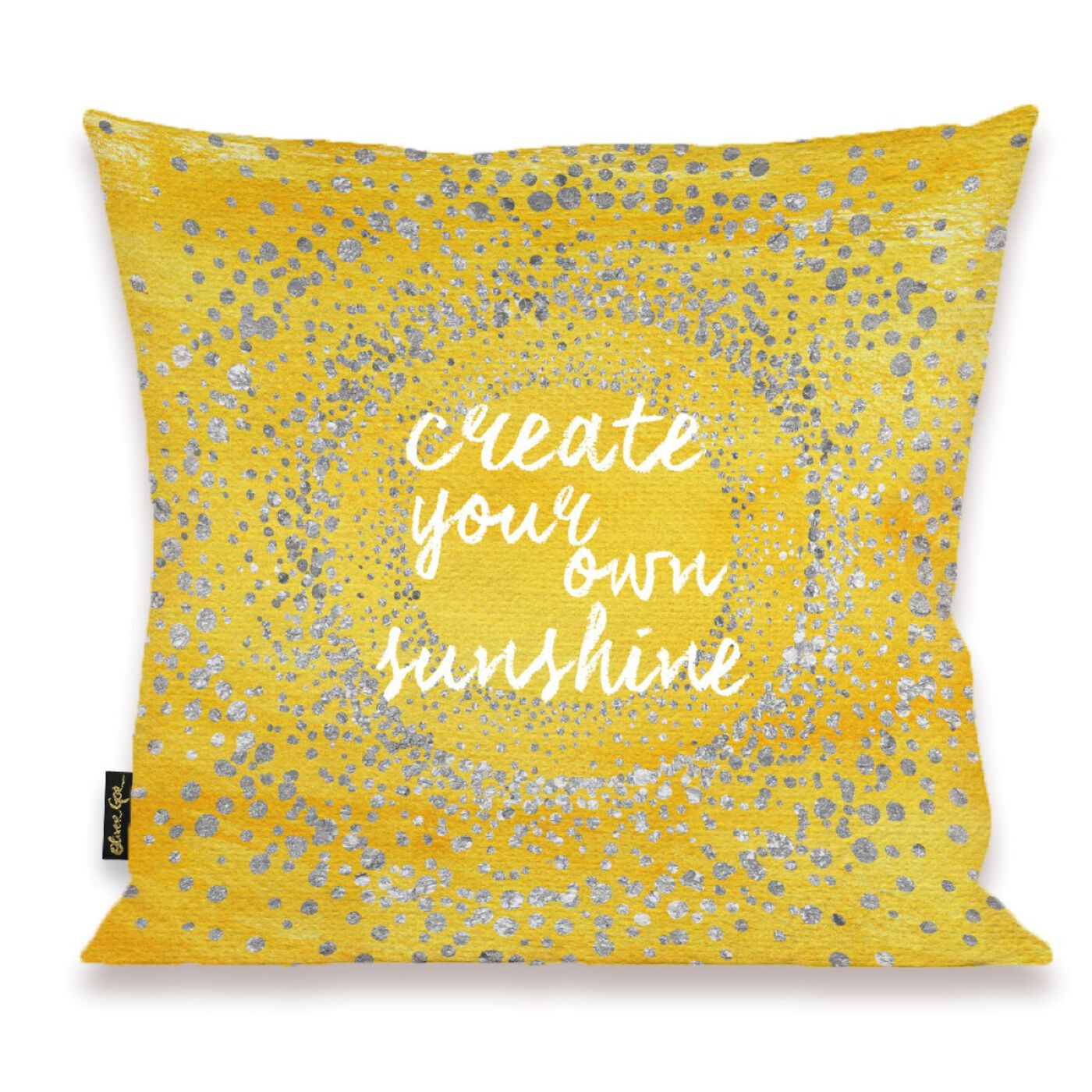 Your Own Sunshine Pillow