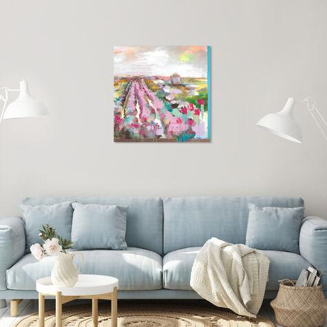 Michaela Nessim - Lavender Fields
