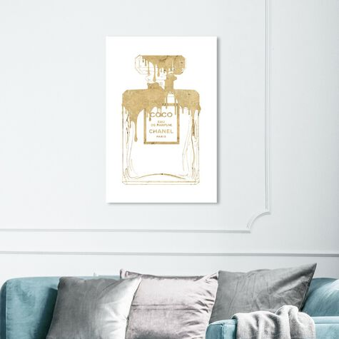 Golden Drip Perfume