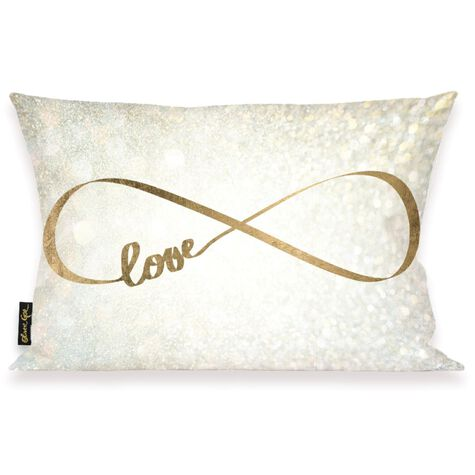 Sparkle Love Pillow