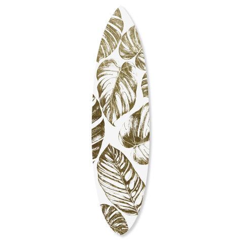 Leaf Surfboard