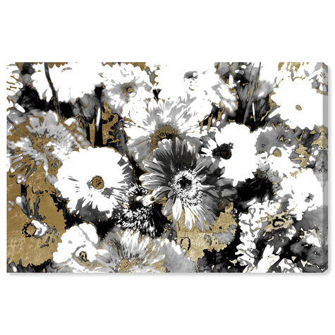 Golden Floral Adore