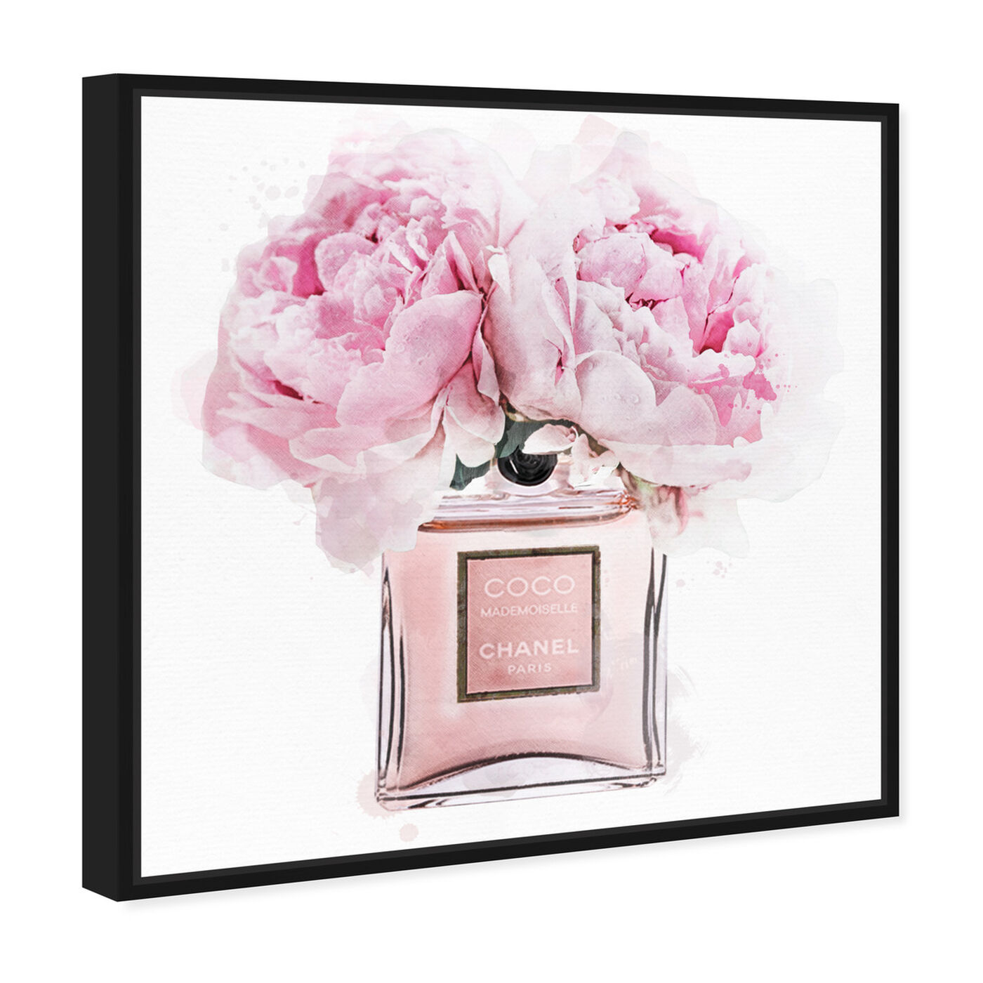Angled view of Dawn Morning Bouquet featuring fashion and glam and perfumes art.