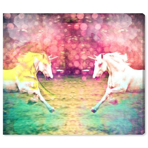 Unicorns Dusk