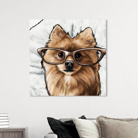 Glasses and Fluff II