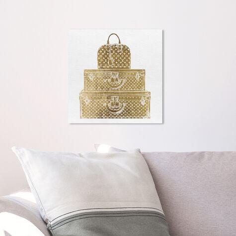 Royal Bag and Luggage Gold
