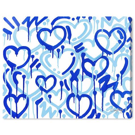 Corey Paige - Blue Electric Love