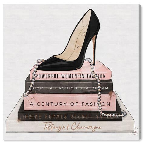 Classic Stiletto and High Fashion Books