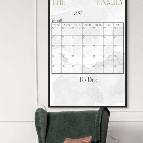 Family Board Gray