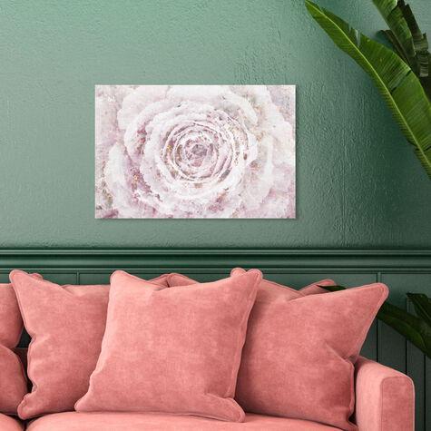 Blush Winter Flower Amethyst