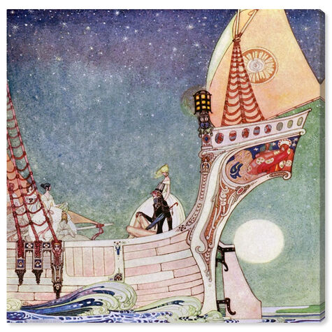 Magical Boat