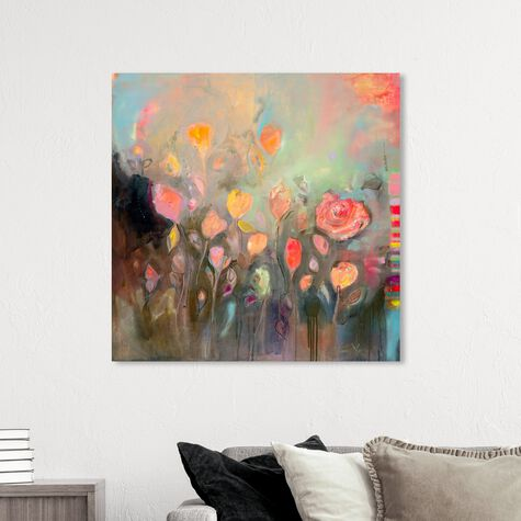 Eternal State of Mind by Michaela Nessim Canvas Art