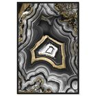 Front view of AdoreGeo featuring abstract and crystals art. image number null