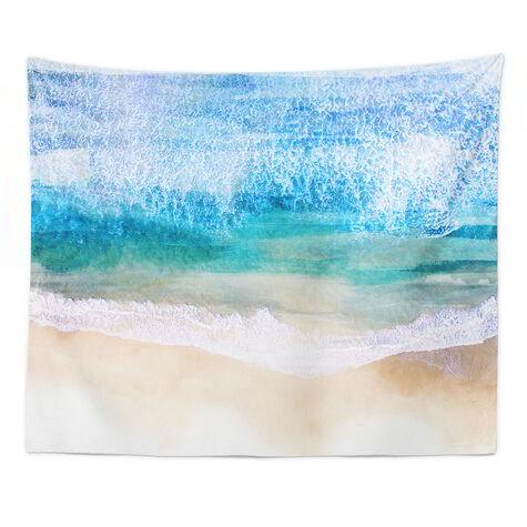 Ocean Dream Tapestry Art