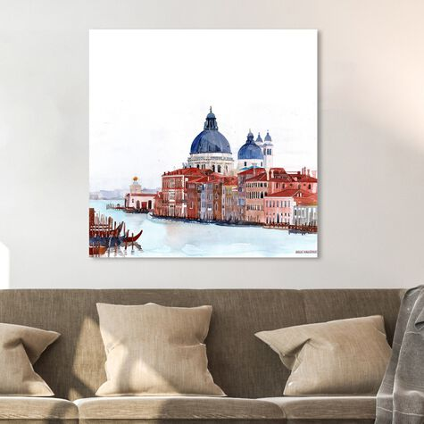 Maja Wronska - Waterfront Vista Clear