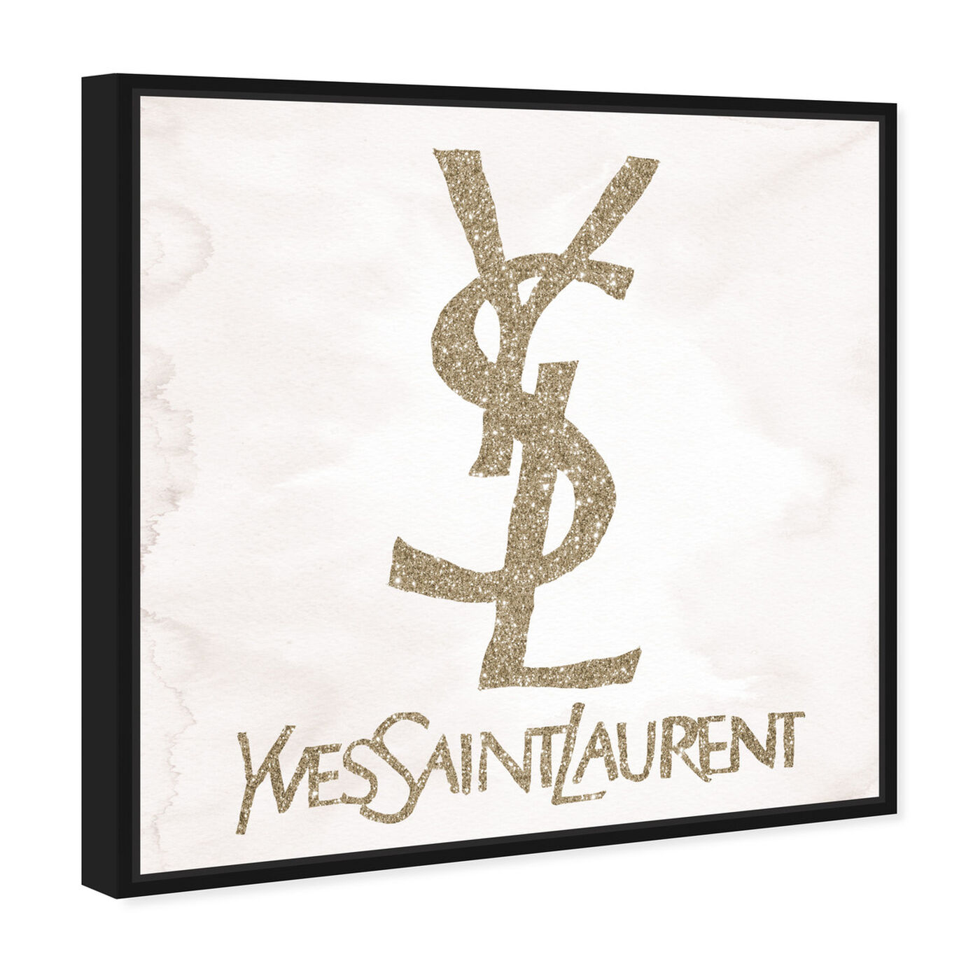 Angled view of Monsieur Yves featuring fashion and glam and lifestyle art.