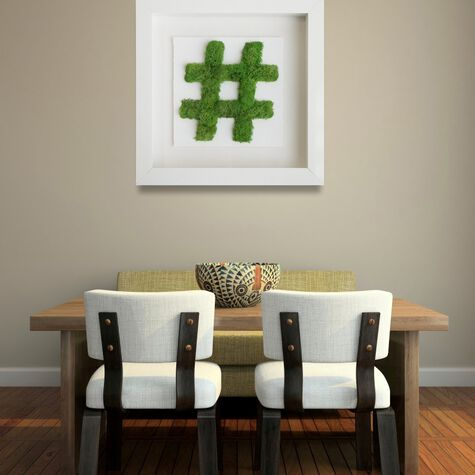 Hashtag Moss