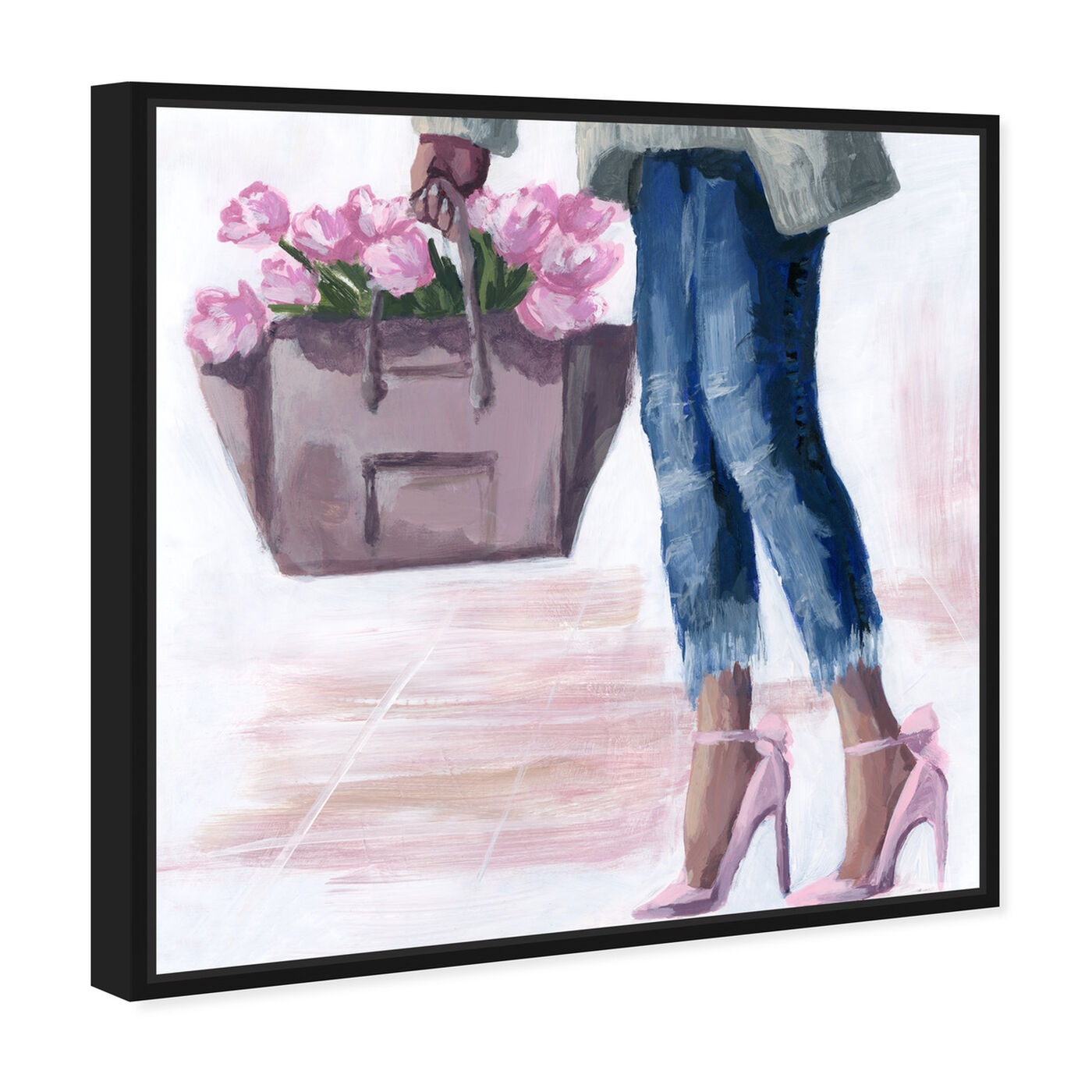 Angled view of Picks From The Market featuring fashion and glam and outfits art.