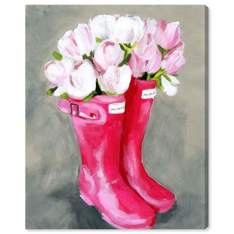Tulips & Rainboots