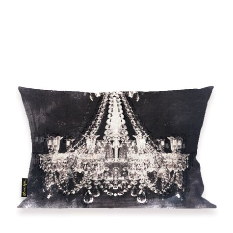 Dramatic Entrance Night Pillow