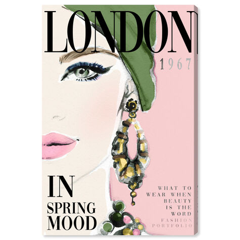 Cover London Watercolor