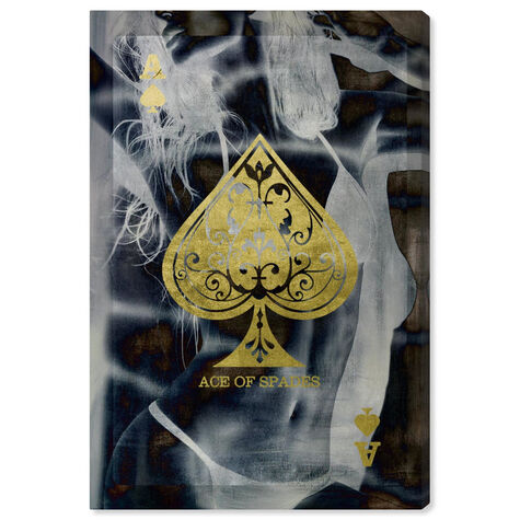 Ace of Spades Square I
