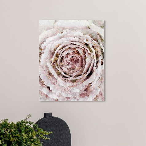Blush Winter Flower Narrow