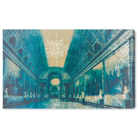 Gallery of Battles Versailles Blue