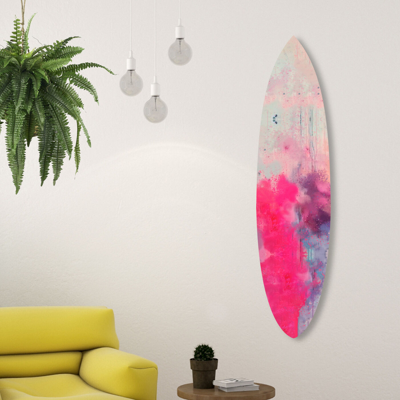 Festival of Colors Surfboard