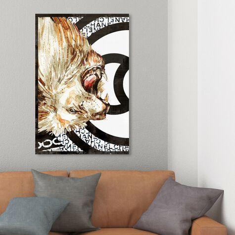 Lion Effect Symbol I