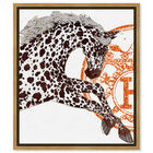 Front view of Appaloosa Cavalier I featuring fashion and glam and fashion art. image number null