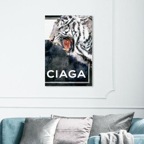 Tiger Effect Symbol II