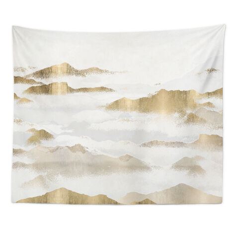 Mountain of the Soul Tapestry Art