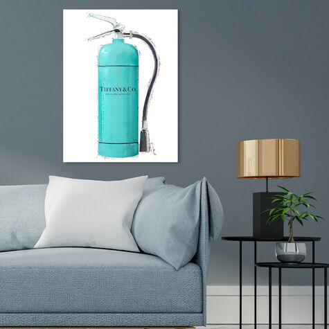 Acqua Extinguisher
