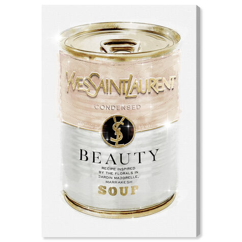 Yves Beauty Soup Can Nude