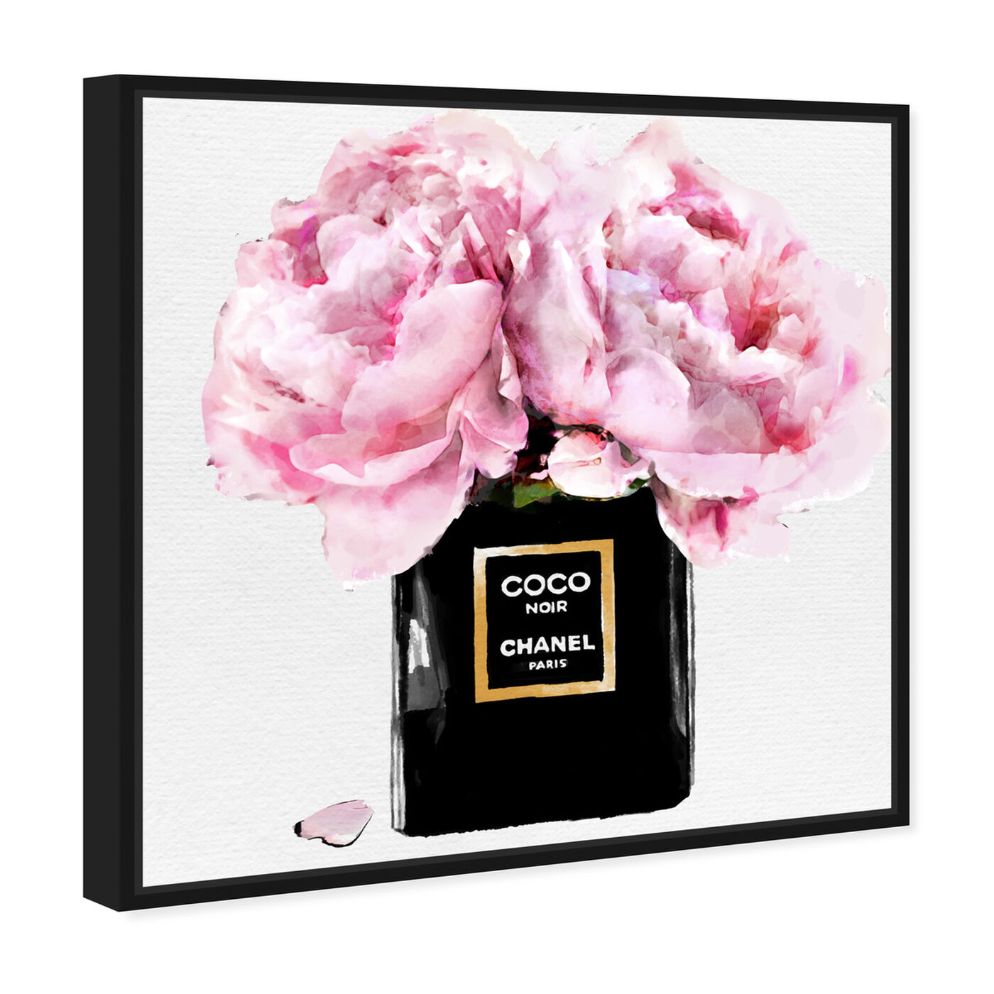 Angled view of Dawn Bouquet Spring featuring fashion and glam and perfumes art.