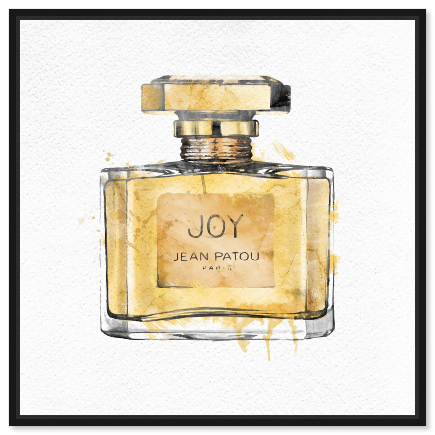 Front view of Joy featuring fashion and glam and perfumes art.